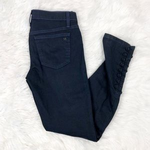 Joes Jeans Cigarette Ankle Button Jeans